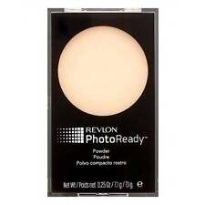 Revlon Pressed Single Face Powders