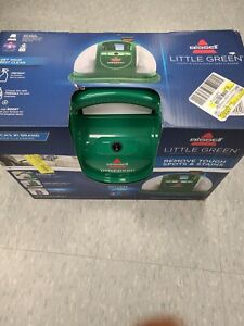 BISSELL Little Green Portable Spot and Stain Cleaner - 1400M - Free Shipping