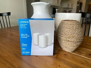Linksys velop ac1300 3-pack dual-band wifi system