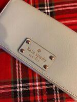 Kate Spade Mint Wallet. GD