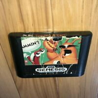 TOEJAM & EARL Sega Genesis Game AUTHENTIC Cartridge, Tested FUN 2 Player