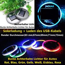 1 Stück Sonnenatmosphäre Licht Jaguar geändertes Zubehör Autozubehör Autoteile