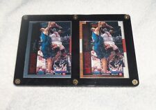 NBA  Michael Jordan Chicago Bulls Limited Edition 2 Card Set - Upper Deck / 2300