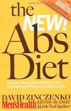 The New Abs Diet,David Zinczenko