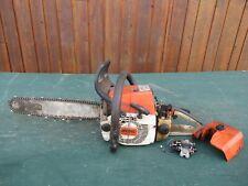 "Vintage Stihl 034 Chainsaw Chain Saw 15"" Bar Parts"