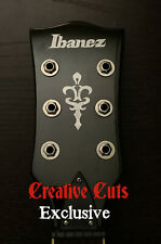 Ibanez ART style guitar headstock MOP decal set Perfect for Restoration