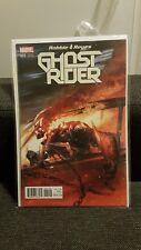 Ghostrider 1 Dell Otto Virgin colour and B&W