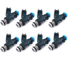 8 Pcs 1500cc Fuel Injector for Chevrolet GMC V8 4.8L/5.3L Engine OEM 12613411
