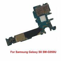 Für Samsung Galaxy S8 SM-G950U 64GB Hauptplatine Main Motherboard Android 7.0