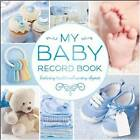 My Baby Record Book Blue by Hinkler Books (Hardback, 2015)