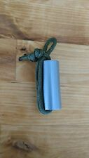 One Duct Tape and Paracord Keychain Emergency Survival Repair Tools Tactical EDS