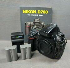 Nikon D700 12.3MP Digital SLR Camera Body