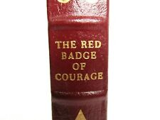 The Red Badge of Courage Stephen Crane The Easton Press The 100 Greatest Books