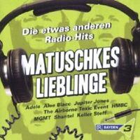 BAYERN 3- MATUSCHKES LIEBLINGE 2 CD NEU