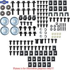 69 Camaro RS Front End Sheet Metal Fastener Hardware Kit Stainless Steel