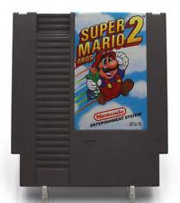 Super Mario Bros. 2 Nintendo NES-MW-USA Cart Only