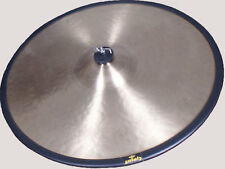 Cymbal Mute: Cymgard 18-inch Lite, Black and Yellow (GSP)