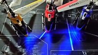 SYMA S107G RC Gyro Helicopters 3 TOTAL RED YELLOW and BLUE + MORE - READ DESC