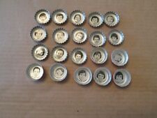 1980-81 Pepsi Toronto Maple Leafs Caps COMPLETE..ALL 20 CAPS..CANADA ONLY