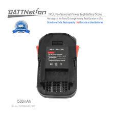 18V Lithium-Ion Power Tool Battery for 18 Volt RIDGID X2 X3  AC840085 R840085