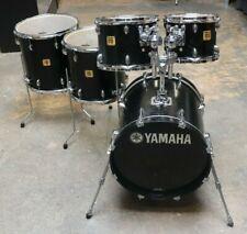 Yamaha 5pc Oak Custom Drum Kit Shell Pack Matte Musashi Black