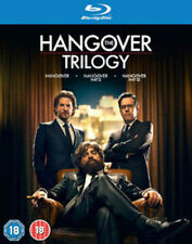 The Hangover Trilogy  Part I to III Boxset (3 Movies Set) Blu-Ray In Stock SALE
