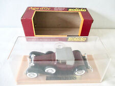 Cord L29 1929 - Age d'Or Solido 1:43 (N° 55)