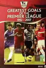 Greatest Goals of the Premier League (DVD, 2008, 3-Disc Set) FREE SHIPPING