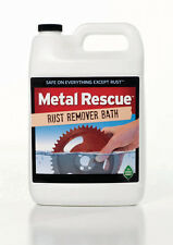 "METAL RESCUE RUST REMOVER 5L - Ready mixed, ""Safe on everything except Rust"""