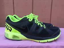 Nike Air Max Run Lite 4 Running Mens Shoes Black 554904 011 US 11