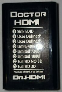 Doctor HDMI