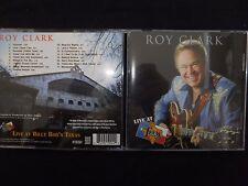 CD ROY CLARK / LIVE AT BILLY BOB'S TEXAS /