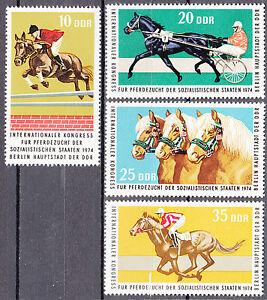 DDR 1974 Mi. Nr. 1969-1972 Postfrisch ** MNH