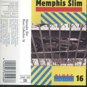 MC  Blues Collection 16 Memphis Slim  - 0460048