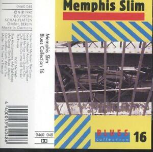 MC  Blues Collection 16 Memphis Slim  - 0460048