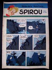 Hebdo Spirou N° 737  29 MAI 1952 TBE