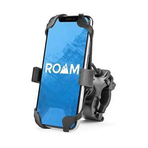 Roam Universal Premium Bike Phone Mount for Motorcycle - Bike Handlebars, Adj...