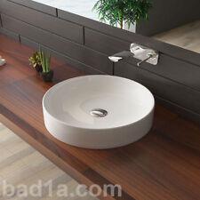 Keramik Waschschale ohne Überlauf Waschtisch Keramikschale Gäste WC