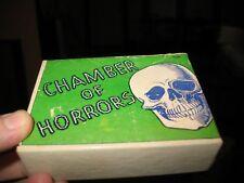 "1934''Chamber of Horrors"" H. Fishlove & Co. ~Rare!"