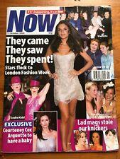 Now! Magazine Victoria Beckham (Posh Spice) Spice Girls 11th October 2000