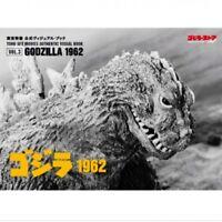 Toho SFX Movies Authentic Visual Book vol.3 Godzilla 1962 Godzilla Store Japan