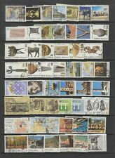 Cyprus 1982 - 1989 fine used collection , 149 stamps
