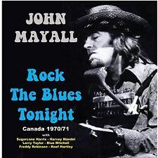 John Mayall - Rock The Blues Tonight [New CD] UK - Import