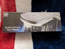 Sharper Image Design Auto-Drive Tie Rack Lighted Motorized Sm606 (Holds 72 Ties)