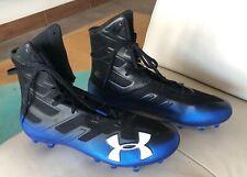 Under Armour Men Highlight MC Football LaCrosse Cleats Shoes 3000177 Blue 12