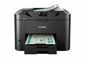 Canon MAXIFY MB2720 USB Wireless Network Ready Color Inkjet All-In-One Printer