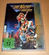 DVD Die Nacht der Abenteuer - Elisabeth Shue - Chris Columbus - 1987 - Neu OVP