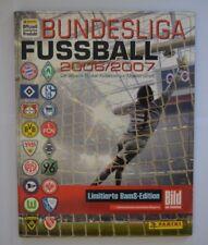 Panini Fußball Bundesliga 2006/2007 Sammelalbum komplett+Original Autogramme HSV