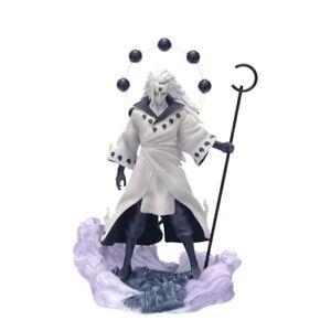 Uchiha Madara Jinchuruuki figurine model toy Naruto action figure PVC 27 cm