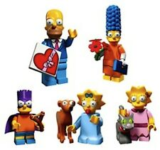 LEGO The Simpsons Series 2 - The Simpsons Family - Mini Figures